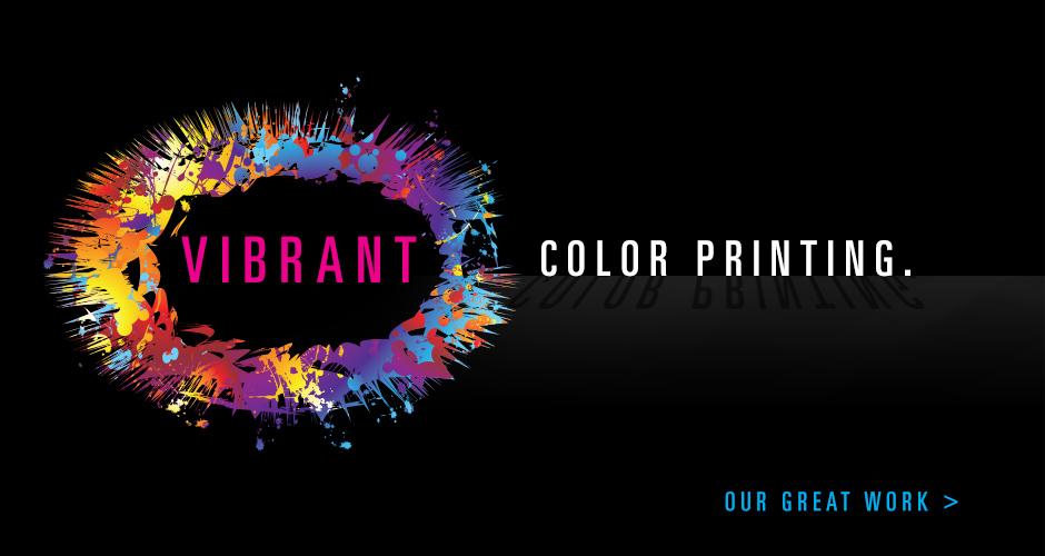 Vibrant Printing